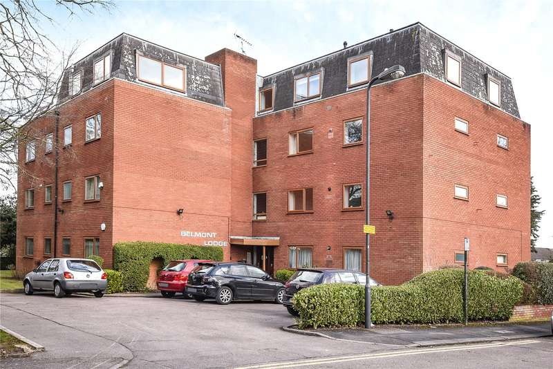 2 Bedrooms Apartment Flat for sale in Belmont Lodge, London Road, Stanmore, HA7
