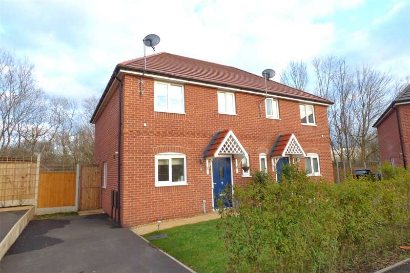 3 Bedrooms Semi Detached House for sale in Walter Mills Way, Oldham, Greater Manchester, OL4