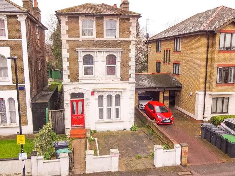 2 Bedrooms Flat for sale in Summerhill Road, Tottenham, London, N15