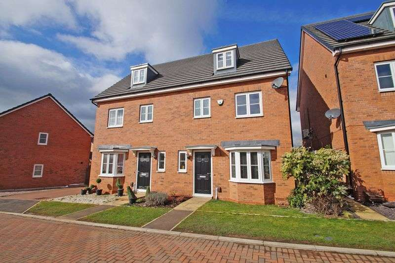 4 Bedrooms Property for sale in Gretton Close, Redditch