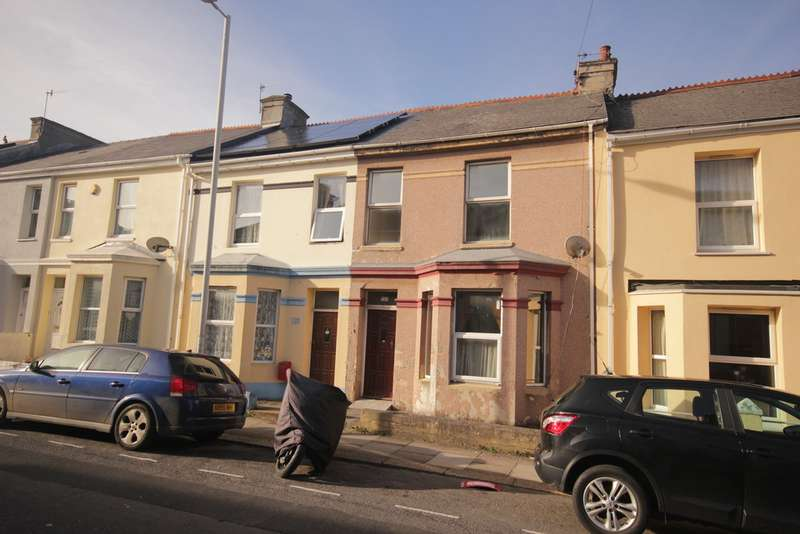 2 Bedrooms Apartment Flat for sale in Grenville Road, Plymouth PL4