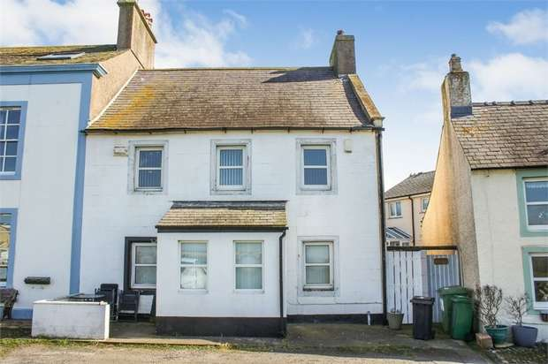 5 Bedrooms Terraced House for sale in West Green, Allonby, Maryport, Cumbria