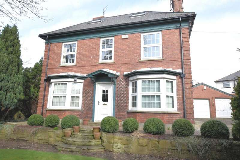 4 Bedrooms Detached House for sale in Green lane, Newby, Scarborough, North Yorkshire YO12 6HL