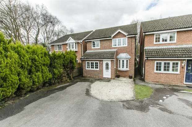 3 Bedrooms Detached House for sale in Olympic Way, Fair Oak, EASTLEIGH, Hampshire