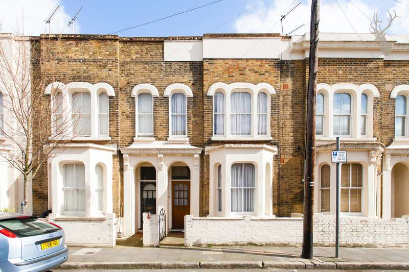 3 Bedrooms House for sale in Lyal Road, Bow, E3