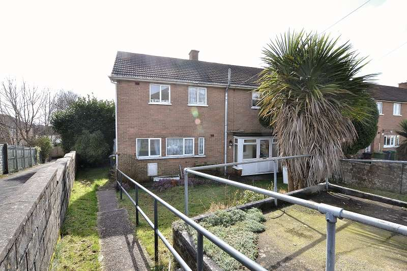 4 Bedrooms End Of Terrace House for sale in Johnston Road, Llanishen, Cardiff. CF14 5HH
