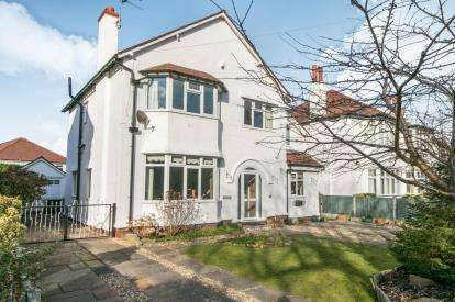 5 Bedrooms Detached House for sale in Boundary Road, West Kirby, Wirral, CH48