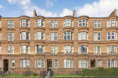 1 Bedroom Flat for sale in Tollcross Road, Glasgow