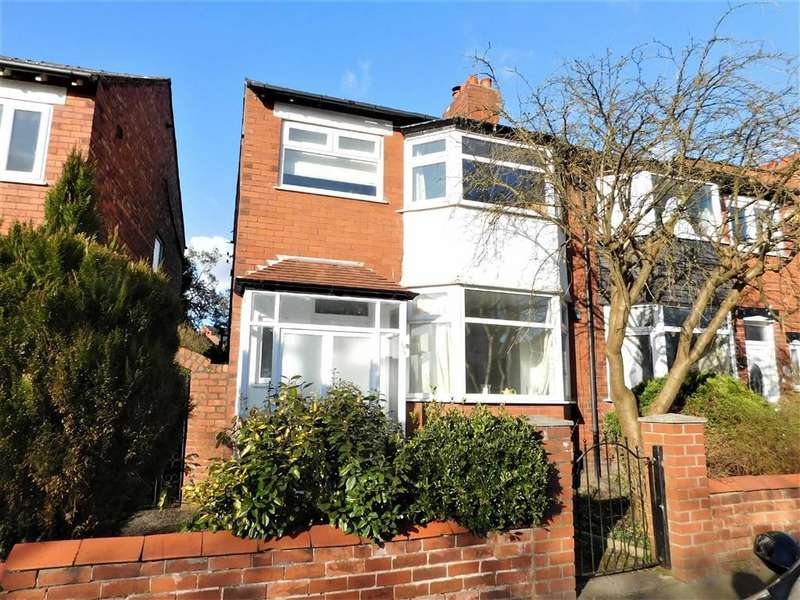 3 Bedrooms Semi Detached House for sale in Cheadle Old Road, Edgeley, Stockport