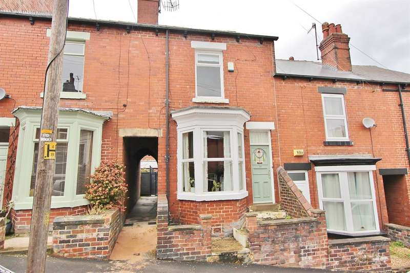 3 Bedrooms Terraced House for sale in Fulmer Road, Hunters Bar, Sheffield, S11 8UF