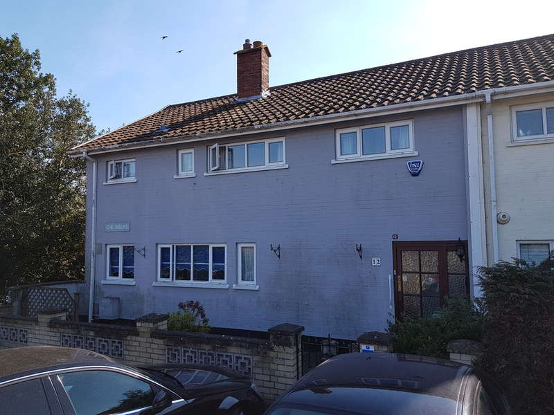3 Bedrooms Terraced House for sale in The Walks, Loddon
