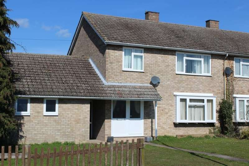 3 Bedrooms Semi Detached House for rent in The Causeway, Bassingbourn