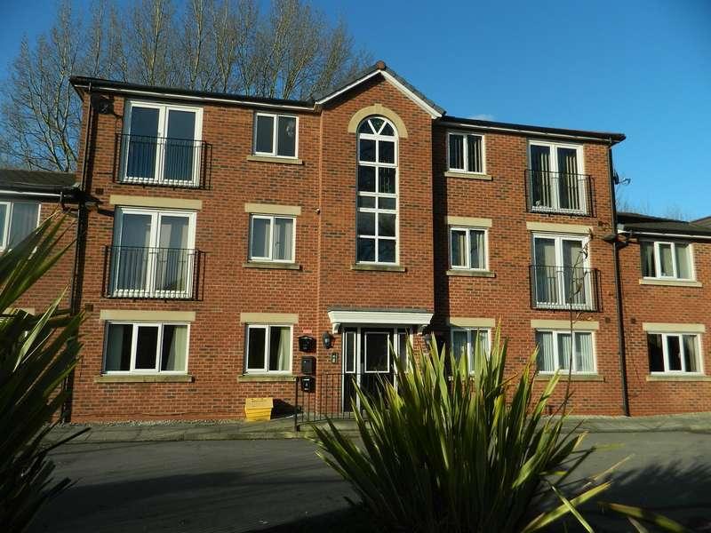 2 Bedrooms Apartment Flat for sale in Neville Street, Platt Bridge, Wigan, WN2