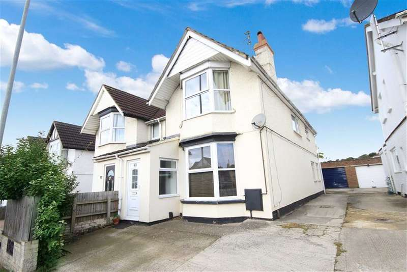 4 Bedrooms Semi Detached House for sale in Croft Road, Old Town, Swindon