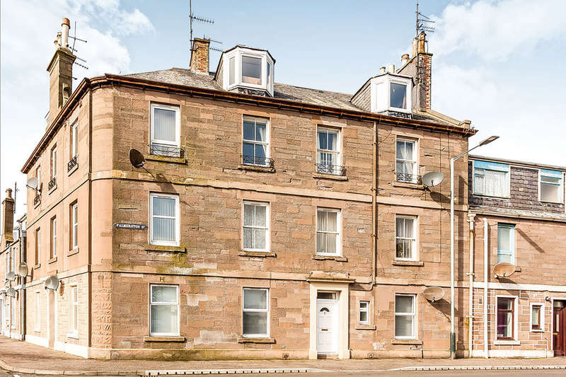 2 Bedrooms Flat for sale in Palmerston Street, Montrose, DD10