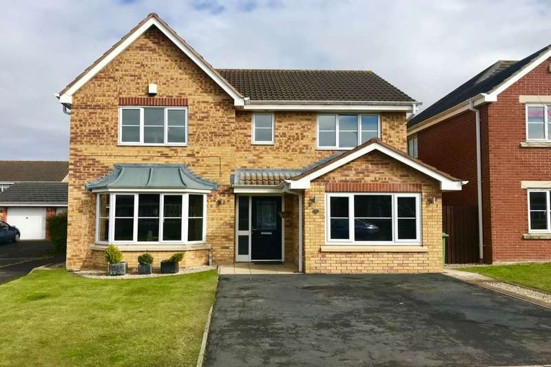 4 Bedrooms Detached House for rent in Pennal Grove, Ingleby Barwick, Stockton-On-Tees, TS17