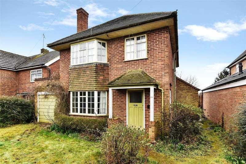 3 Bedrooms Detached House for sale in Oaken Grove, Maidenhead, Berkshire, SL6