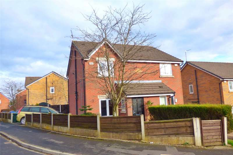 2 Bedrooms Semi Detached House for sale in Lewis Drive, Heywood, Lancashire, OL10