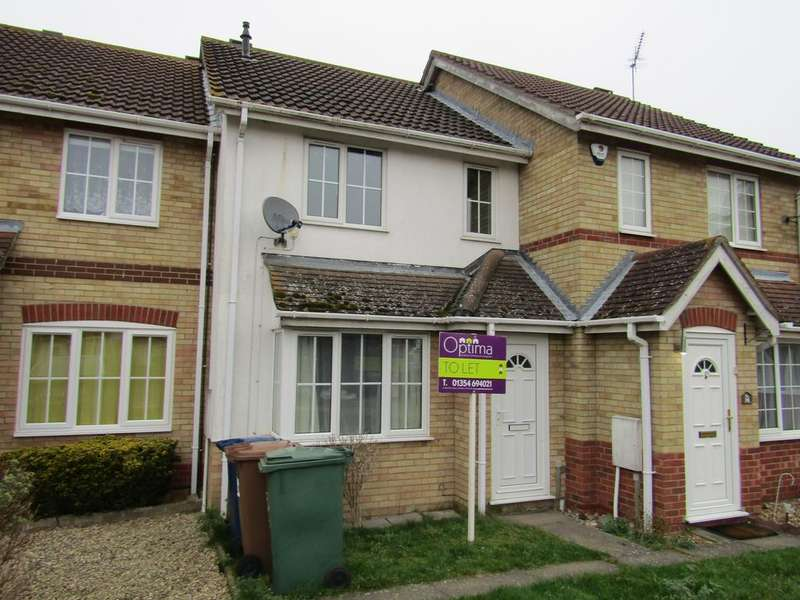 2 Bedrooms Terraced House for rent in Mayfly Close, Chatteris PE16