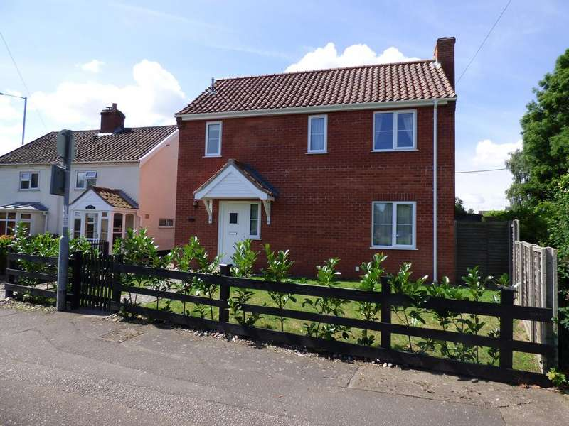 3 Bedrooms Detached House for sale in Short Street, Newton Flotman NR15