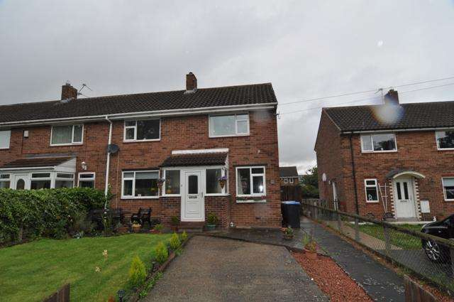 3 Bedrooms Semi Detached House for rent in South View, Spennymoor DL16