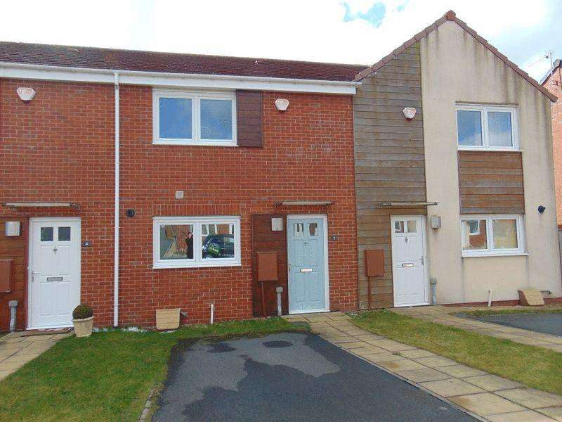 3 Bedrooms Terraced House for sale in White Swan Close, Killingworth, Newcastle Upon Tyne