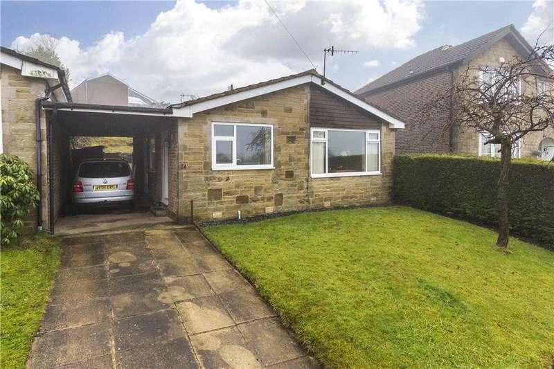 2 Bedrooms Bungalow for sale in Deanwood Crescent, Allerton, Bradford, West Yorkshire