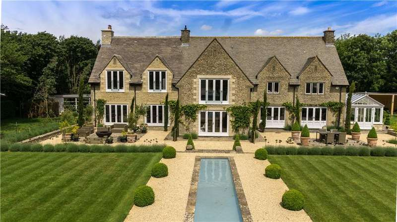 6 Bedrooms Detached House for sale in West Littleton, Chippenham, Gloucestershire, SN14