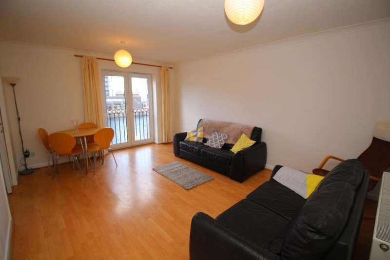 2 Bedrooms Apartment Flat for sale in Labrador Quay, Salford Quays, Salford, M50