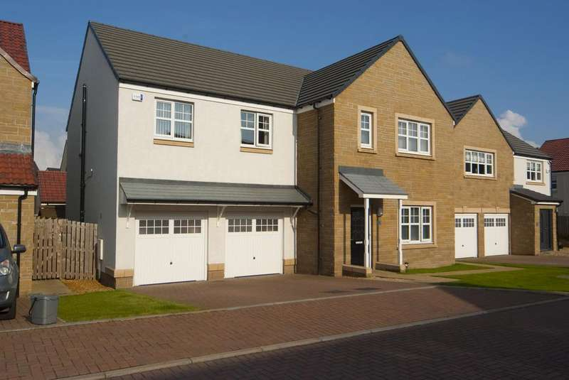 6 Bedrooms Detached House for sale in Rowling Crescent , Larbert, Falkirk, Stirlingshire FK2