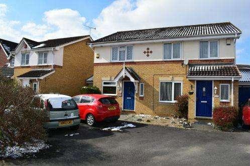 2 Bedrooms Semi Detached House for sale in Eltham Avenue, Slough