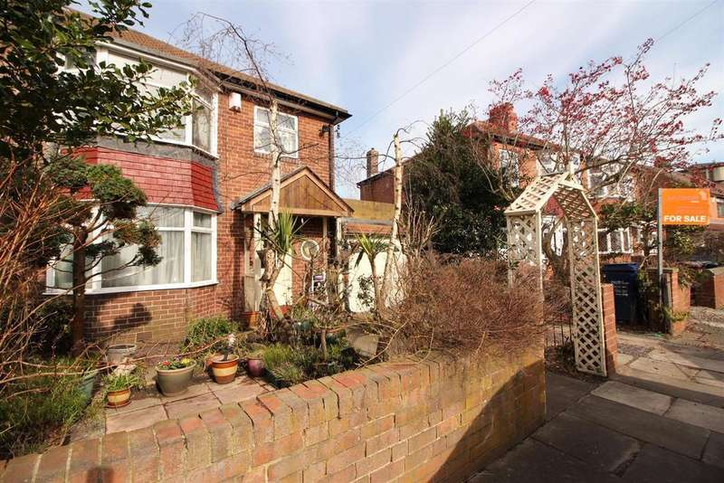 3 Bedrooms Semi Detached House for sale in Broxholm Road, St Gabriels, Heaton