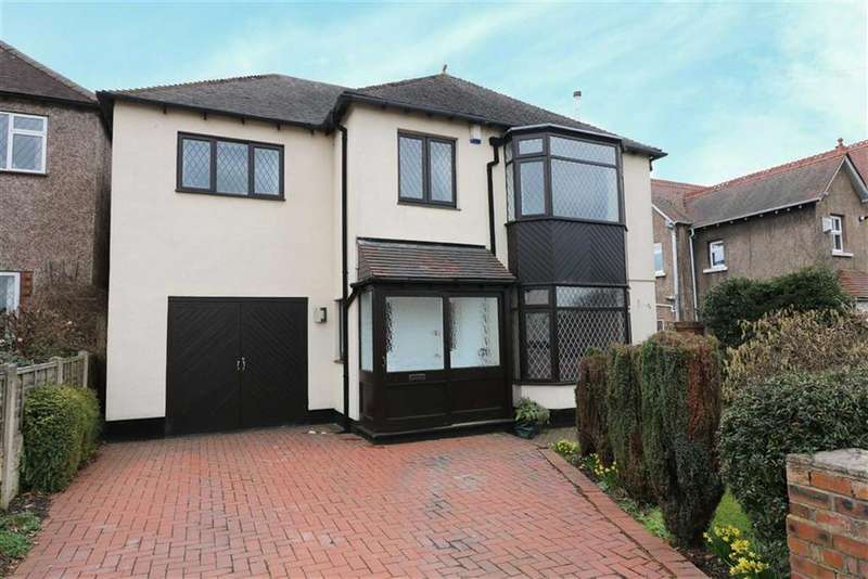 5 Bedrooms Detached House for sale in Wolverhampton Road, Cannock, Staffordshire