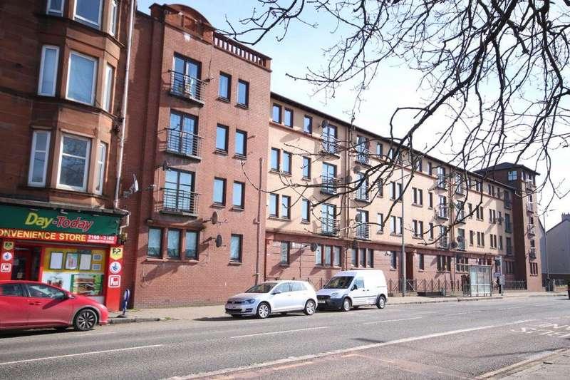2 Bedrooms Flat for sale in Flat 8, 2136 Dumbarton Road, Yoker, Glasgow, G14 0JJ