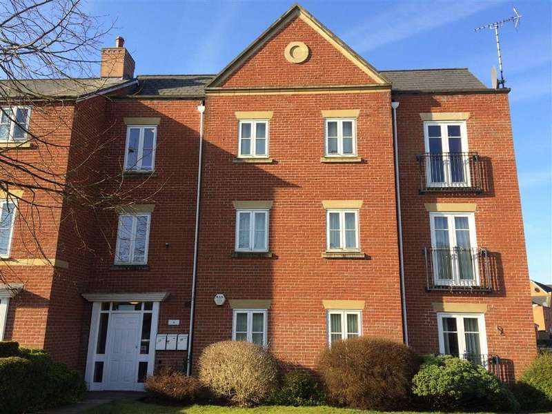 2 Bedrooms Apartment Flat for sale in Park Avenue, Whitchurch, SY13