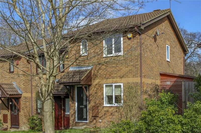 2 Bedrooms Terraced House for sale in Walsh Avenue, Warfield, Bracknell, Berkshire, RG42