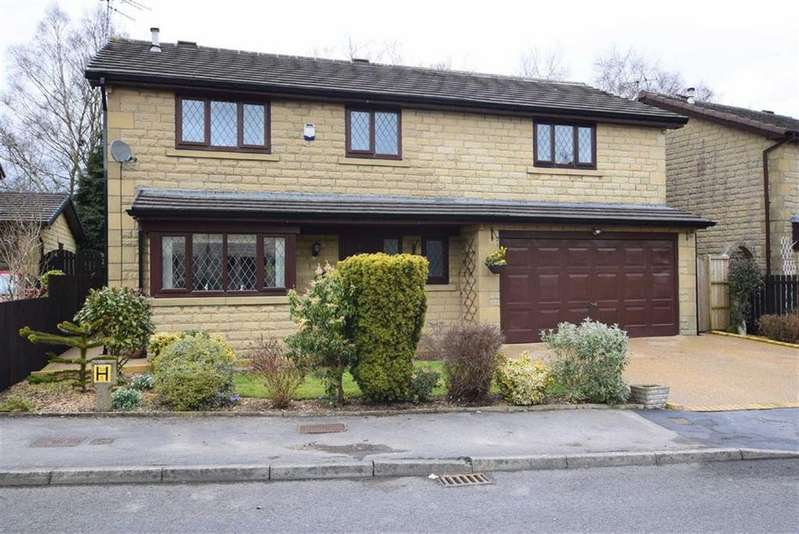 5 Bedrooms Detached House for sale in Bancroft Fold, Barnoldswick, Lancashire
