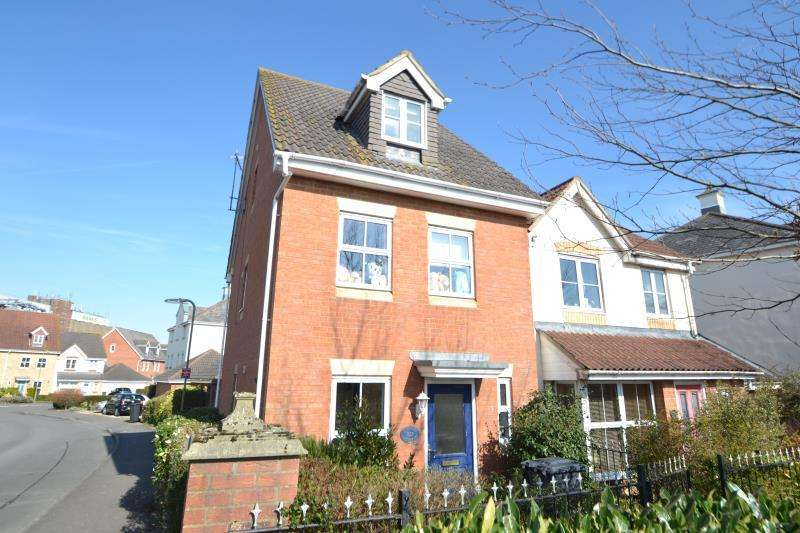 3 Bedrooms Semi Detached House for rent in Hibiscus Crescent, Andover, SP10 3WF