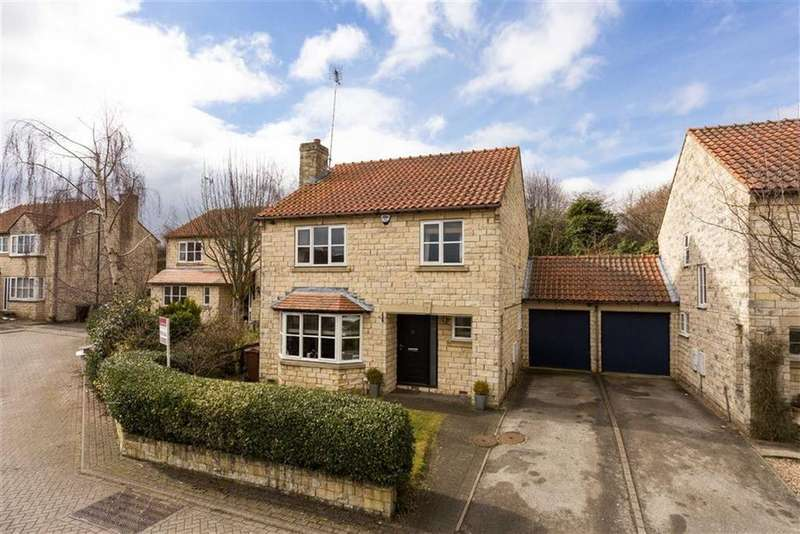 4 Bedrooms Detached House for sale in Milnthorpe Close, Bramham, LS23