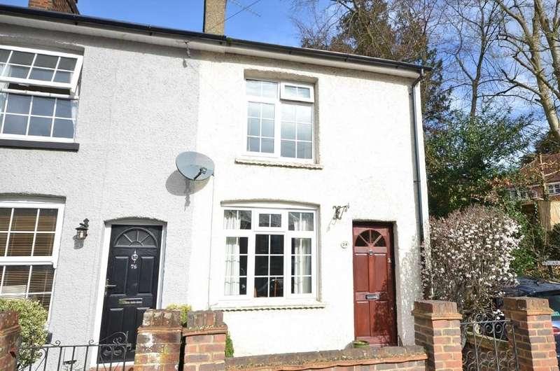 2 Bedrooms End Of Terrace House for sale in Upper Hale Road, Farnham