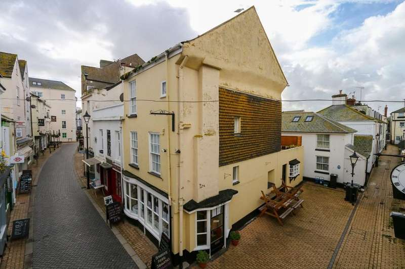 2 Bedrooms End Of Terrace House for sale in Teign Street, Teignmouth