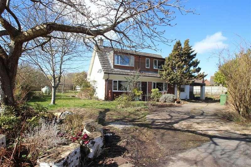 4 Bedrooms Detached Bungalow for sale in Crossways, Peterchurch