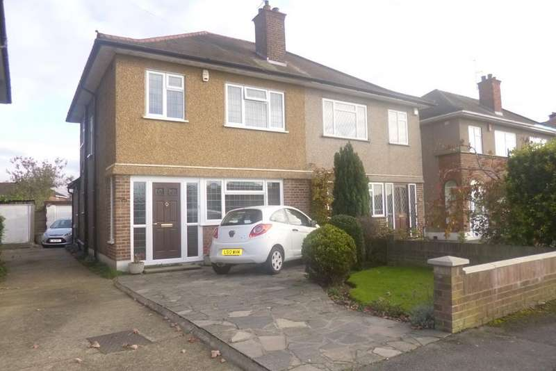 3 Bedrooms Semi Detached House for sale in Raynton Drive, Hayes UB4