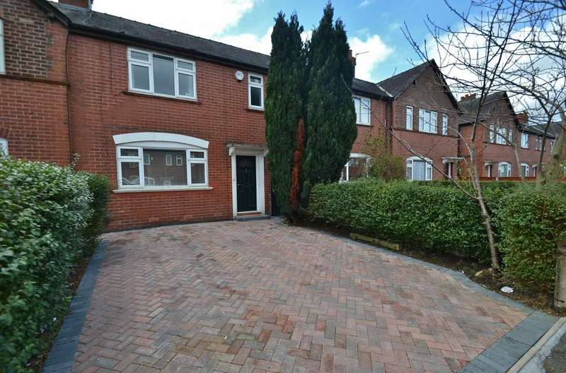 2 Bedrooms Terraced House for sale in Kershaw Avenue, Sale