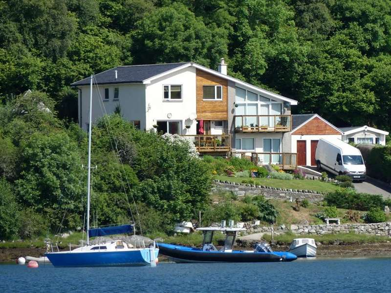 5 Bedrooms Detached Villa House for sale in Ardtornish The Bay, Tayvallich, PA31 8PL
