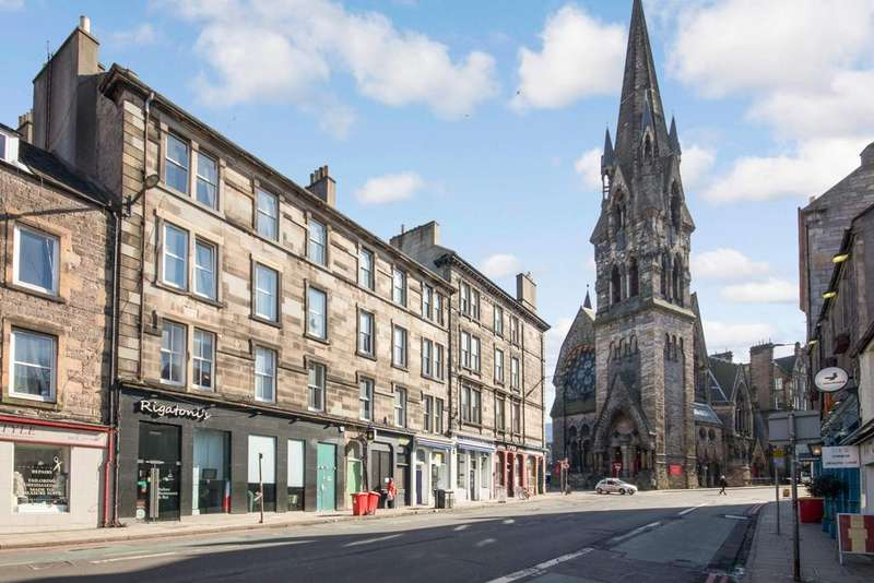 2 Bedrooms Flat for sale in 34/9 Leven Street, Tollcross, Edinburgh, EH3 9LJ