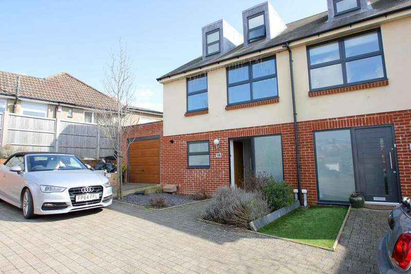 4 Bedrooms Terraced House for rent in Balsdean Road, Woodingdean, Brighton
