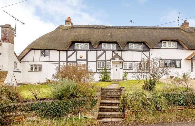 4 Bedrooms Semi Detached House for sale in Lees Hill, South Warnborough, Hook, Hampshire