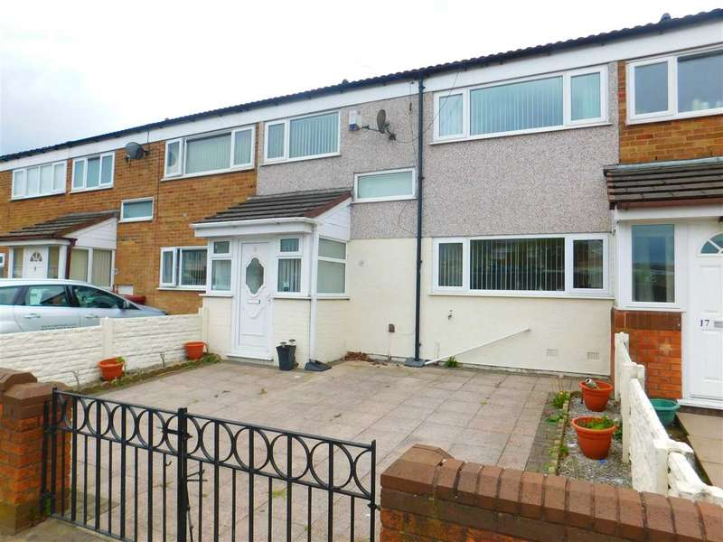 3 Bedrooms Terraced House for sale in Redbrow Way, Kirkby