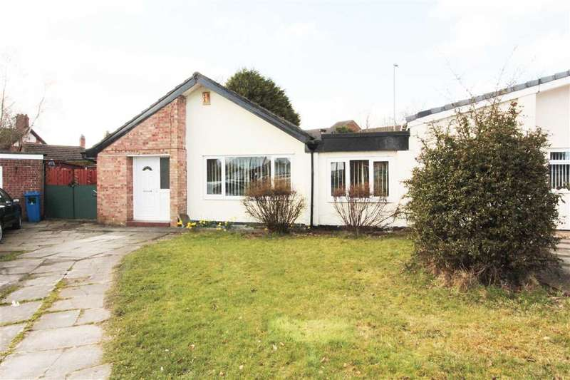 3 Bedrooms Bungalow for sale in Chiltern Drive, Kirkby
